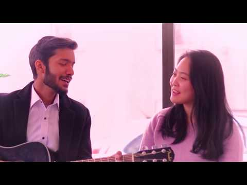 Pehli nazar mein & Sarang Hae Yo- Hindi/Korean version Unplugged Mashup
