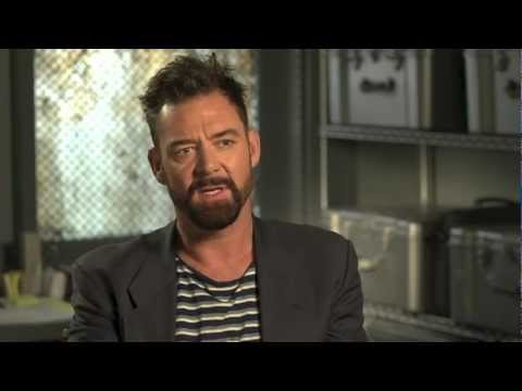 DIRECTV's ROGUE  Behind the s Marton Csokas