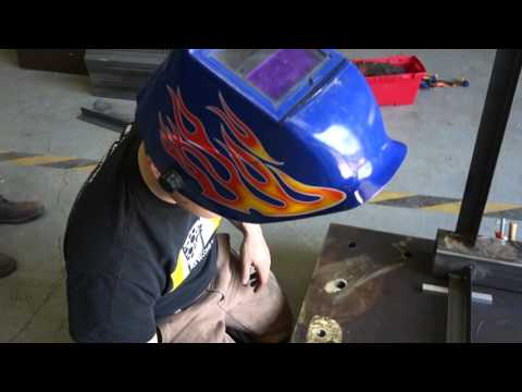 Captain's Blog 4 16 2016 Welding Tables and Flight Club
