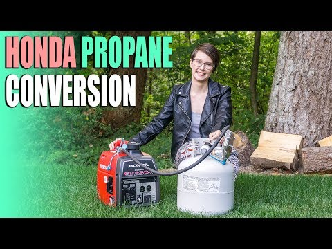 Honda EU2200i Propane Conversion Kit – DIY Install for Honda Generator