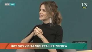 Violeta Urtizberea: