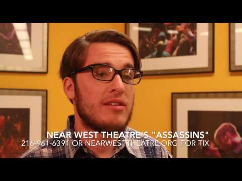 Interviews with Assassins: Peter Bradley as Charles Guiteau