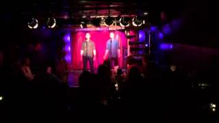 Rhys Cullen & Andy Spry - Muppet or Man (Battersea Barge)