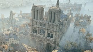 Notre Dame Cathedral - Assassin's Creed Unity