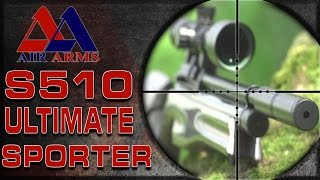 Air Arms TV - REVIEW: Air Arms S510 Ultimate Sporter