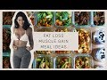 MEAL PREP WITH ME Easy Fast High Protein Meals For Fat Loss mp3