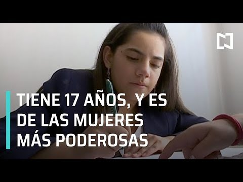 Dafne Almazán es una de las 50 mujeres más poderosas de México - Al Aire