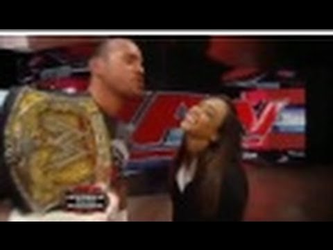 wwe raw review 73012 aj lee as raw general manager