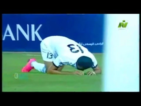 Tear gas caused the Egypt Libya friendly game to be stopped