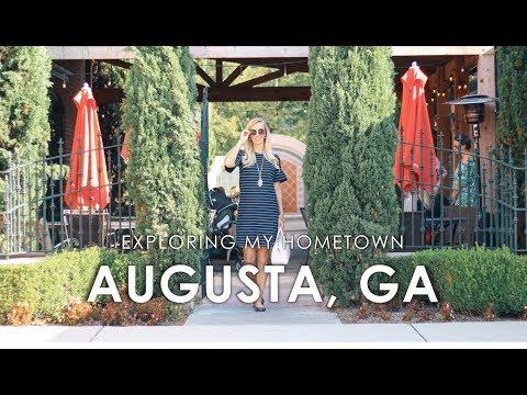 Exploring Augusta, Georgia: Beyond The Masters