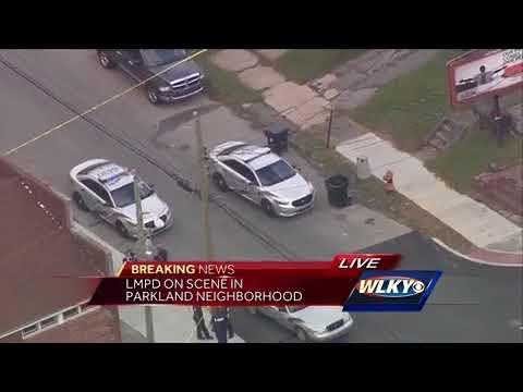 BREAKING: LMPD incident in Parkland neighborhood
