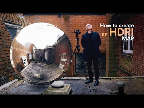 How To Create An HDRI Map