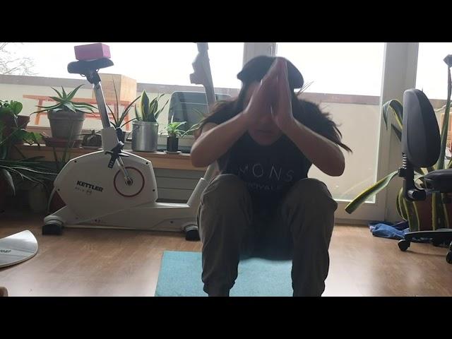 #Blibdihei - Balance-Übung