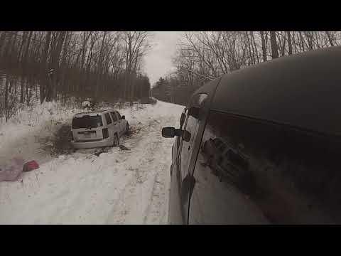 Honda Element 4wd snow beats jeep 150