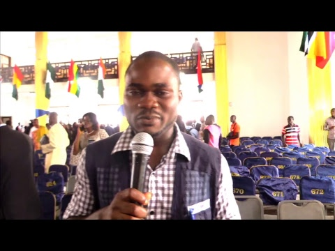 UNIVERSITY OF GHANA Nov 2017 CONGREGATION - Great Hall : Fri Morning Session