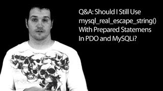 Should I Use mysqli_real_escape_string With Prepared Statements in PHP?