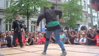 how i met a b girl crew jilou anna active vs loopi evil eve at myfest in berlin