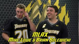 Towson Sports Network 2015-2016 Bloopers