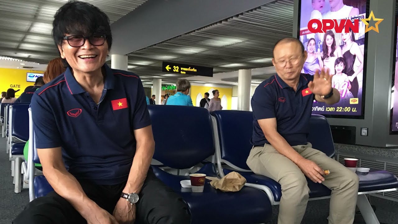 HLV Park Hang Seo sẽ cùng 2 trợ lý trở lại Việt Nam