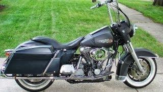 1991 Harley Davidson FLT Road Glide Custom