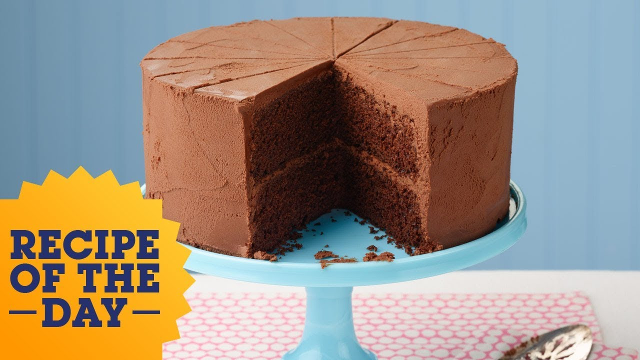 Recipe of the day chocolate mayo cake food network youtube recipe of the day chocolate mayo cake food network forumfinder Image collections