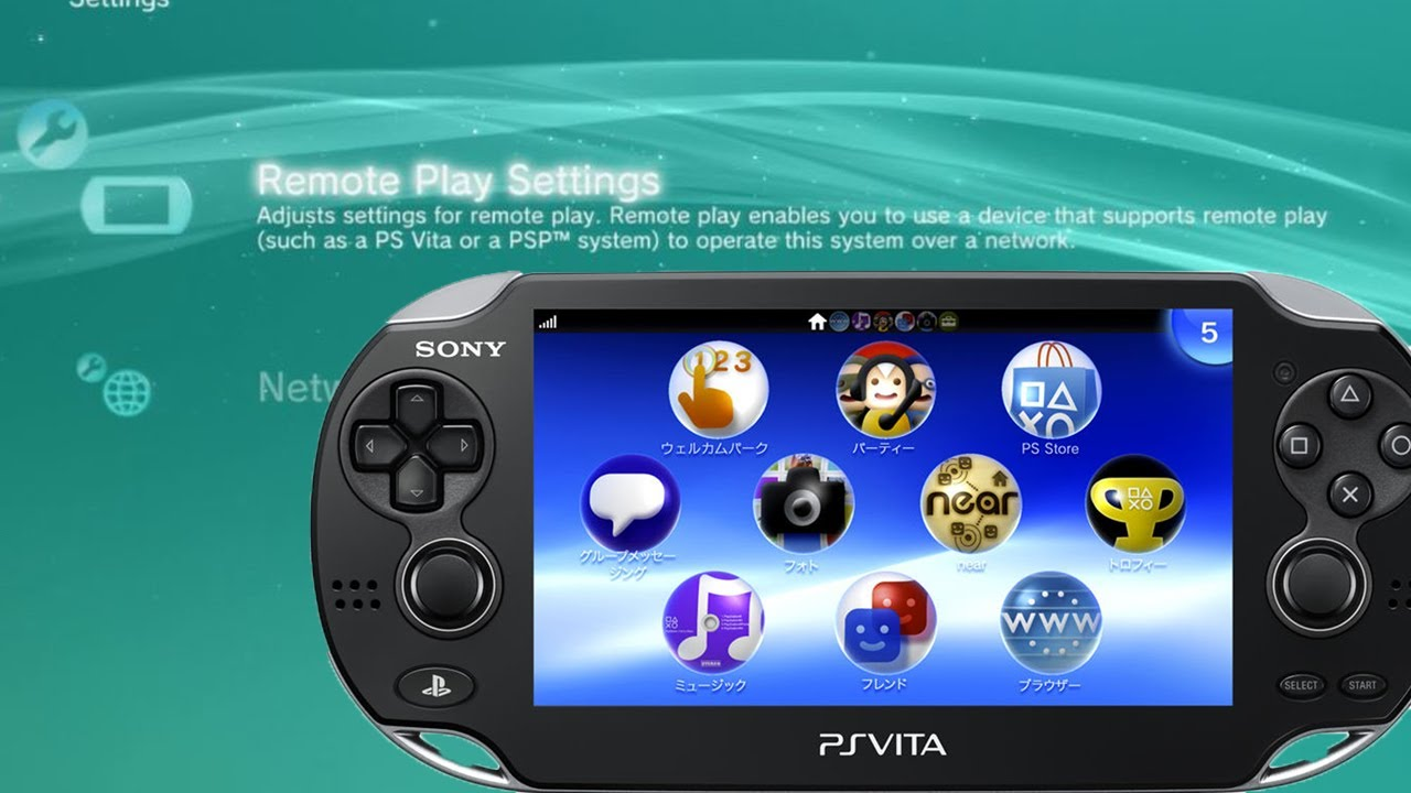 How to Connect a PS Vita to a PlayStation 3: 3 Steps