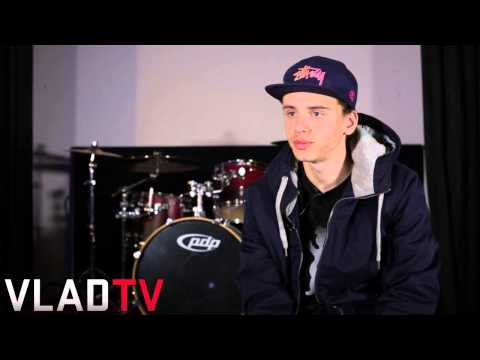 Logic Recalls His Harsh Upbringing Growing Up in Maryland