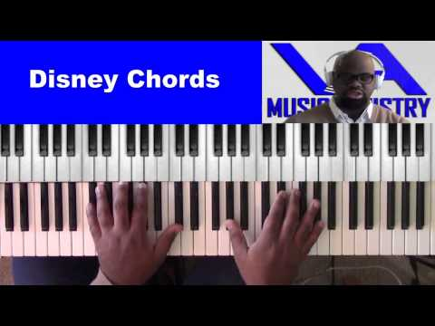 Disney Chords (David Cartwright on keys)