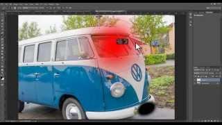 Forstå Photoshop fritlægnings teknikkerne tutorial - [danish]