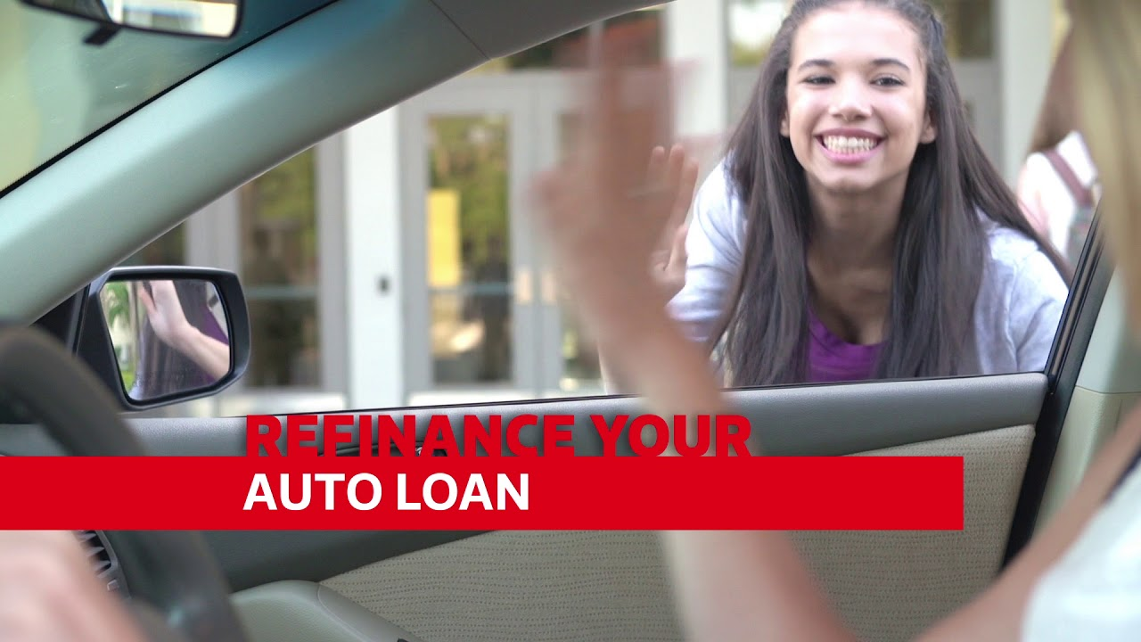 Auto Loan Refinance Special - YouTube