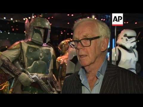Boba Fett actor Jeremy Bulloch talks pesky ; favorite 'Star Wars' memories