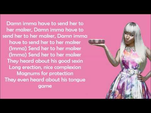 Nicki Minaj - Warning Lyrics