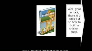 How To Build A Chicken Coop/hen House