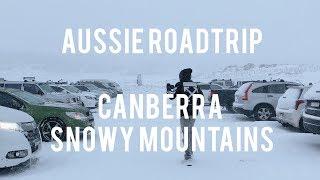 Australia Roadtrip - Canberra & Snowy Mountains