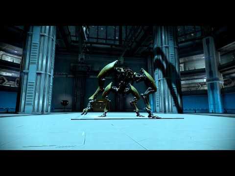 Warframe Jackal solo using Excalibur (New players friendly)