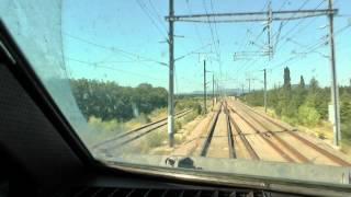 [CAB] Time lapse Marseille/Lyon by TGV
