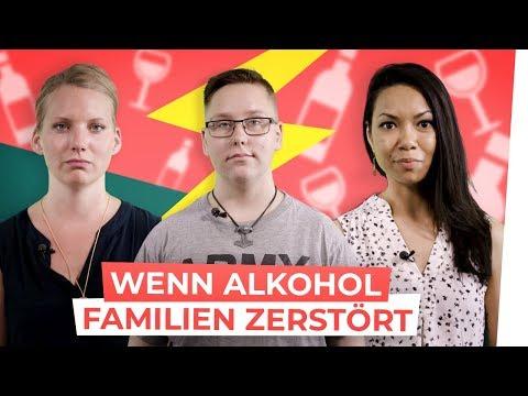 Alkohol: Wenn die Sucht Familien kaputt macht