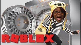 ROBLOX CRAZY BANK HEIST OBBY GAMEPLAY | *NEW UPDATE*