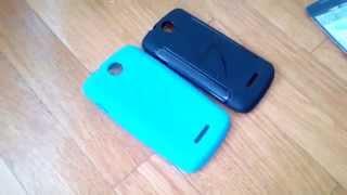 Чехол-бампер для смартфона Lenovo a630 (обзор)