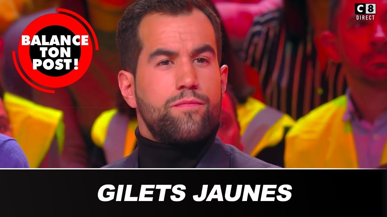 Gilets Jaunes : le témoignage du journaliste de BFM agressé en direct pendant une manifestation