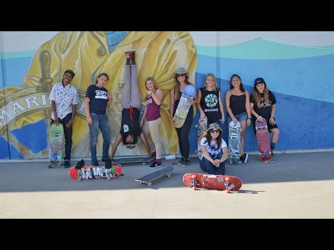 Blog Cam #84 - Go Skateboarding Day Session