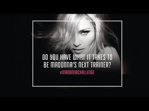 #MADONNACHALLENGE | Could You Be Madonna's Next Trainer?