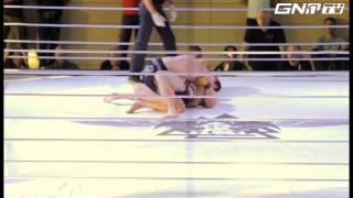 Integra FC 3: Igor Krivenko  vs Patrick Strittmatter - Full Fight