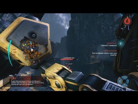 Evolve - Bucket (Support) Gameplay HFR HD