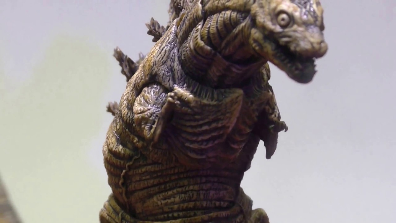 Shin Godzilla 2nd and 3rd Form S.H. Monsterarts ゴジラ(2016) 第2 ...