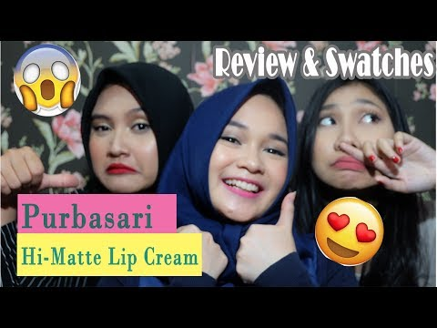 purbasari-hi-matte-lip-cream-|-lip-swatch-and-review-|-aneka-warna-kulit-?!