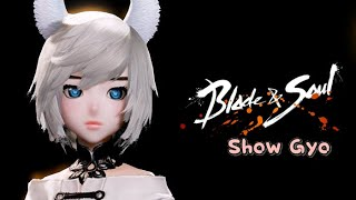 Blade and soul (Complete/Unreal4) Lyn Customization (블레이드앤소울…