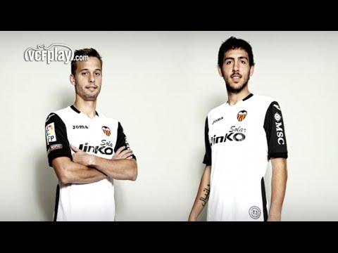 Camiseta Valencia CF Parejo