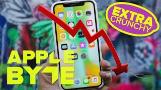 Apple's iPhone sales fall short of expectations (Apple Byte Extra Crunchy, Ep. 117)