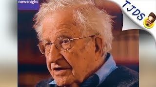 Chomsky's Comments Give Support For DNC Lawsuit